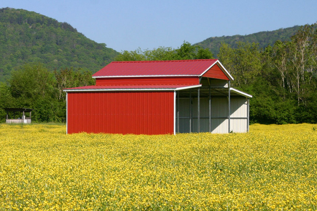 Need More Wiggle Room? Consider A Pole Barn.